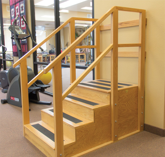 Stairs for Rehab and Training