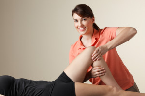 Knee and Leg Physical Therapy