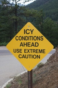 Icy Conditions
